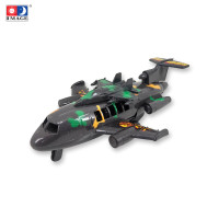 IMAGE TOYS mainan Army Square Window Shuttle Plane