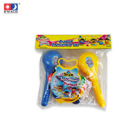 IMAGE TOYS mainan 2 Mini Tambourine W/acc