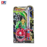 IMAGE TOYS mainan 2 Pcs Rangers W/ Sword & Mask