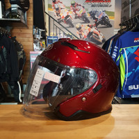 SHOEI J CRUISE 2 RED