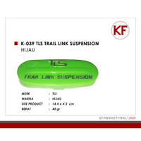 K-039 TLS TRAIL LINK SUSPENSION ( HIJAU)