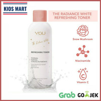 Kosmetik You The Radiance White Refreshing Toner 100ml