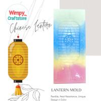 Cetakan Silicone Lantern Resin Clay Kue Imlek Chiesse New Year Wimpy 2