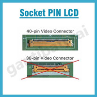 Lcd led 11.6 Inch Acer Asus Toshiba HP Lenovo 40pin New