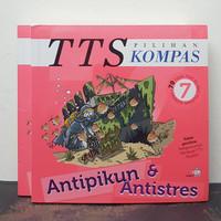Buku TTS Kompas Jilid 7 (Cover Pertama)