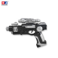 IMAGE TOYS mainan Sparking Space Invader