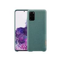 Samsung Galaxy S20+ Protective Standing Cover Kvadrat GREEN Original