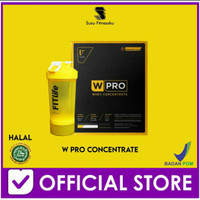 FITLIFE W PRO CONCENTRATE 3 Lb True Whey 100% Concentrate