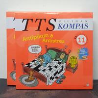 Buku TTS Kompas Jilid 11 (Cover Pertama)