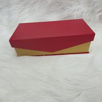 Box Lapis Legit 11x22x8cm / kotak kue imlek hard box