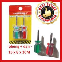 Kenmaster Obeng Buntek 2 Pcs SDY-011