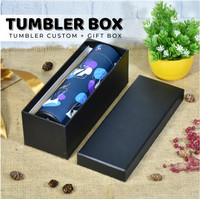 TUMBLER CUSTOM GIFT BOX BOTOL MINUM CUSTOM PRINT UV - TUMBLER BOX