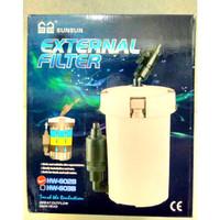 Pompa aquarium EXTERNAL FILTER SUNSUN HW 602B