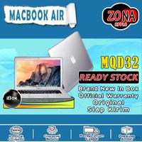 """APPLE Macbook Air 13"""" 2017 MQD32 Core i5 SSD 128GB RAM 8GB - GARANSI INTER"""