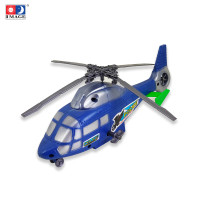 IMAGE TOYS mainan pesawat Police Helicopter