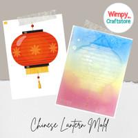 Cetakan Silicone Lantern Resin Clay Kue Imlek Chiesse New Year Wimpy 1