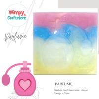 Cetakan Silicone Mold Parfum Cetakan Clay Kue Fondant Resin Wimpy 8