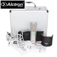 Alctron CM6 MK2 - Large Diaphragm FET Condenser Mic Set