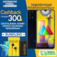 Samsung Galaxy M31 6GB/128GB Garansi Resmi SEIN 6 GB 128 GB Hitam Biru