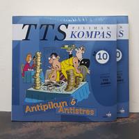 Buku TTS Kompas Jilid 10 (Cover Pertama)