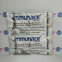 Immunace isi 6 tablet - Vitamin Kekebalan Tubuh