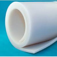Silicone rubber sheet karet silikon lembaran 5mm 10cm x 100cm