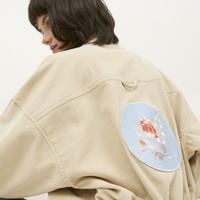 NONA Harajuku Corduroy Jacket - Tokopedia Fashion Week