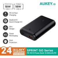 Aukey Powerbank 10050 mAh USB C PD 2.0 & QC 3.0 - 500278