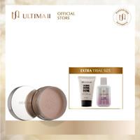 Ultima II Delicate Translucent Face Powder with Moist 24G - Medium