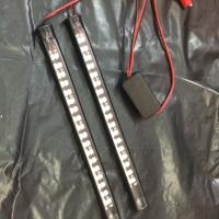 Lampu LED STROBO dan modul flexible DRL universal motor mobil