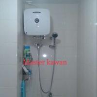 Kran Mini Mixer Panas Dingin Water Heater /Kran Shower Ariston Modena