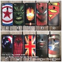 Softcase Case Avengers superheroes marvel Oppo F7 Vivo V9 hulk