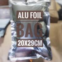 Bag 20x29 cm Alu foil 3 side seal - Kemasan Packaging Ekonomis Murah