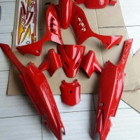 Body set cover set Original rgx satria hiu