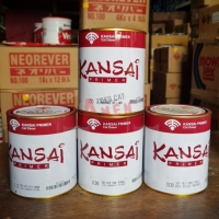 KANSAI ZINC CHROMATE PRIMER 1KG - GREY 155 / CAT DASAR KAYU DAN BESI