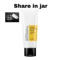 [SHARE] cosrx ultimate moisturizing honey overnight mask share 5ml