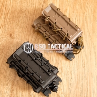 TMC Tactical Magazine Pouch HSG Style 9mm & 556 762mm Mag Pouch Molle