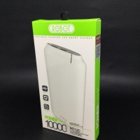 Powerbank Robot RT120 10.000Mah Original Dual Usb 2A dan 1A
