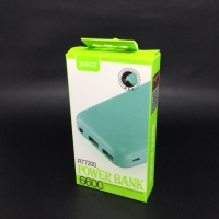 Powerbank Robot RT7200 6.600Mah Original Dual Usb 2A dan 1A