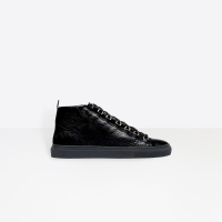 Balenciaga High Arena Black Sneakers