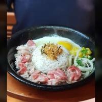 Hot plate bulat diameter 22 untuk ramen/pepperlunch/sup