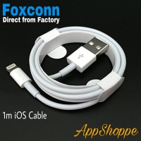 APPLE 1m LIGHTNING KABEL ORIGINAL USB DATA CABLE DIRECT FROM FOXCONN