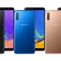 Samsung Galaxy A7 2018 4/64GB garansi resmi SEIN