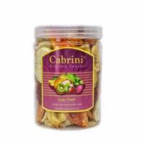 Cabrini Healthy Snacks - Tutti Frutti (Small) Keripik Buah Premium