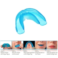 Behel Gigi/Orthodentic Retainer Teeth Trainer Alignment/Merapikan Gigi