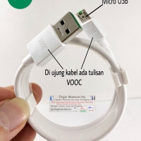 ORIGINAL Kabel Charger OPPO VOOC Fast Charging F1 F1S F3 F7 N3 R7