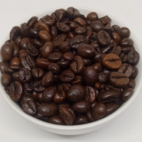 BIJI KOPI ROBUSTA DAMPIT 1 KG - Roasted beans