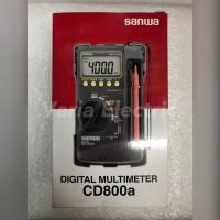 SANWA - Digital Multimeter CD800a