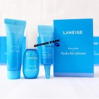 Laneige - Water Bank Hydro Kit (3 items)