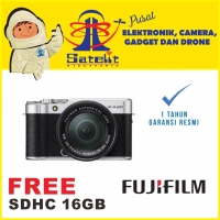 CAMERA FUJIFILM X-A20 KIT RESMI